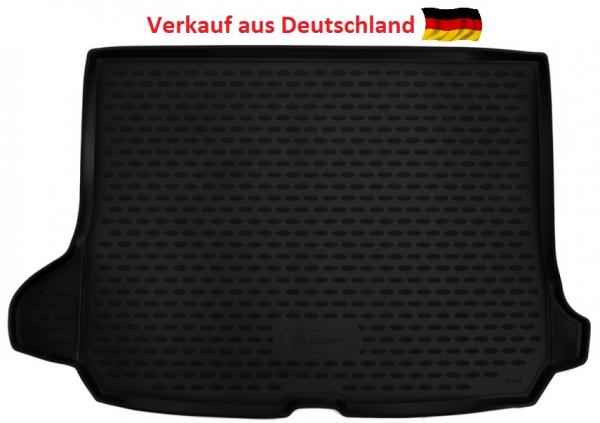 Kofferraummatte ELEMENT Antirutsch Audi Q2 2016 - 2020