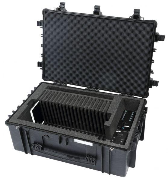 EXPLORER 8870 Tablet charging and transport case (for 20 tablets)