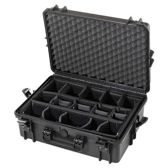 MAX505CAMTR Photo Case with Wheel System