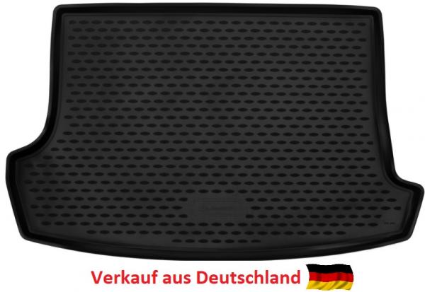 Trunk mat VW T-ROC 2017 ->