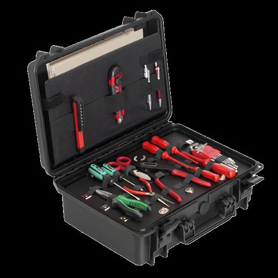 Werkzeugkoffer MAX430PU