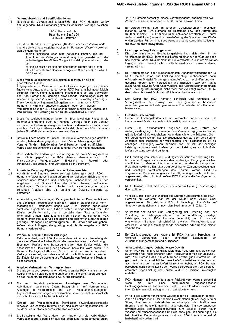 200615_AGB_Verkaufsbedingungen_B2B_ROX_Hamann_GmbH-1