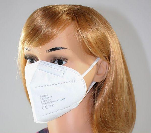 FFP-2 Atemschutzmasken 10er Packung