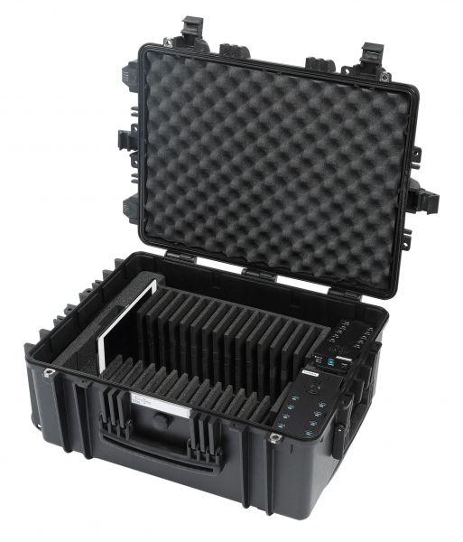 EXPLORER 8848+ Tablet charging and transport case (for 16 tablets)